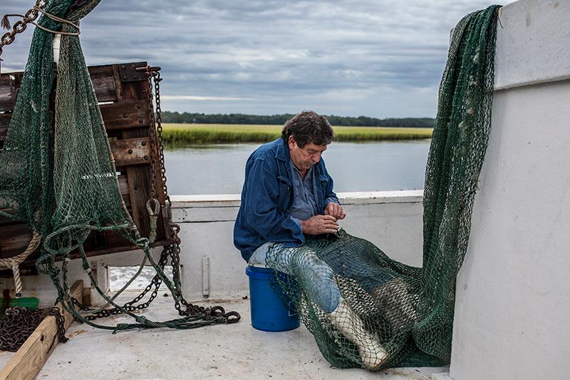 rady ux - tobardziej praca nałodzi rybackiej niż drinki naplaży